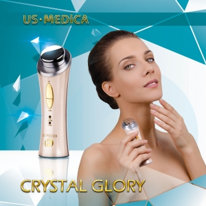 Дарсонваль и пилинг US-Medica Crystal Glory
