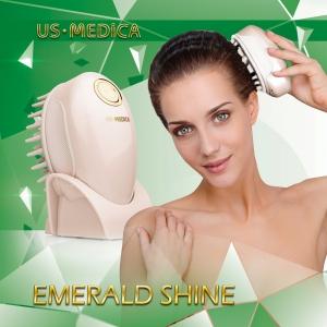 Дарсонваль и пилинг US-Medica Emerald Shine