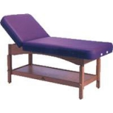 Clinician back rest